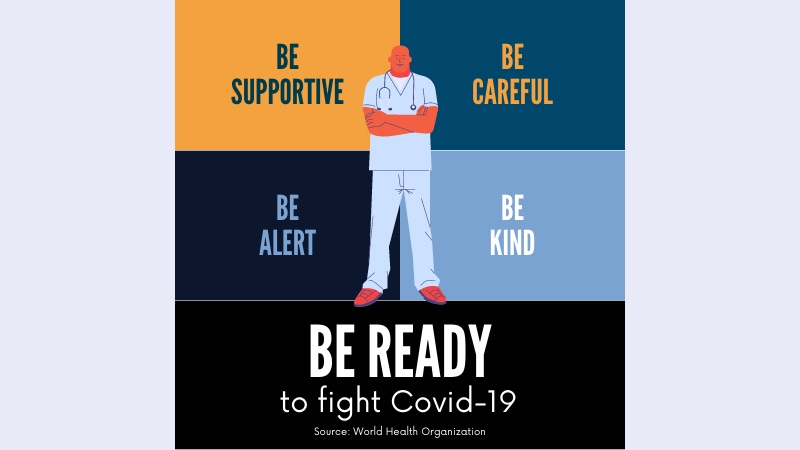 A message to our clients and candidates regarding COVID 19 our response for 2021