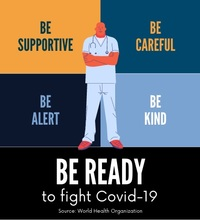 Be Ready To Fight Covid 19 Blog Post Copy